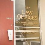 Della Ratta Law Firm_Schenectady-NY Door Signage
