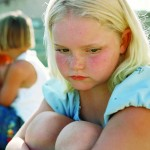 The Della Ratta Law Office - Family Law Sad Little Girl